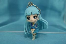 Bandai Clamp Magic Knight of Rayearth Gashapon Figure Keychain Umi Ryuuzaki - $15.99