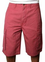 Levi's Men's Cotton Cargo Shorts Original Relaxed Fit Pink 12463-0037 image 3