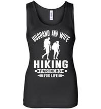 Husband and Wife Hiking Partners Tank Top - $29.21 CAD+