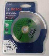 """Bosch DB4566C 4-1/2"""" Premium Plus Continuous Rim Diamond Blade  - $13.86"""