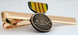 "Vietnam Service Mini Medal 2-1/2"" Tie Clip - $12.99"