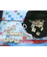NWOT Scrabble To Go Travel Board GameWinning Moves Edition GREAT GIFT - $25.00