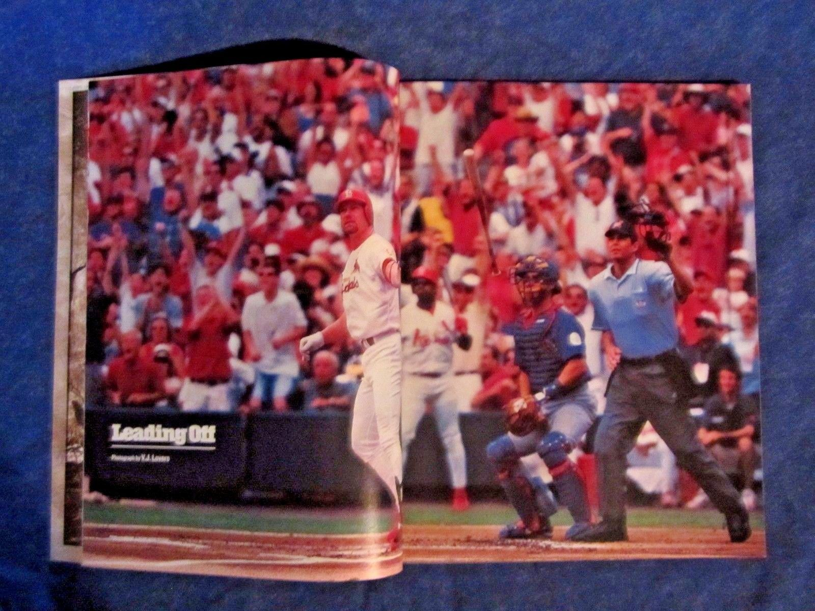 September 14, 1998 Mark McGwire Sports Illustrated Extra Edition Baseball 62!