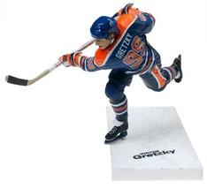 McFarlane Toys NHL Legends Series II Figure: Wayne Gretzky with Blue Edm... - $15.35