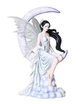 Celestial Frost Moon Fairy Official Nene Thomas Collectible Figurine 12 inch H - $74.24