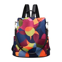 3-in-1  Women Backpack Durable Fabric Oxford Shoulder Bag Pretty Style G... - $34.12