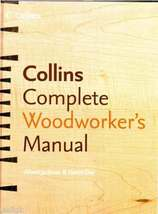 Collins Complete Woodworkers Manual CDROM - $9.99