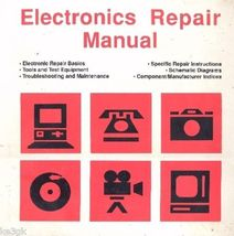 Electronics Repair Manual CDROM - $9.99