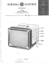 General Electric Service Manual Q Line TV Receivers CDROM - $9.99