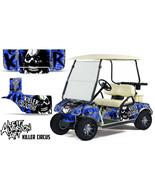 Club Car Golf Cart Wrap Graphics Vinyl Sticker Decal Kit 1983-2014 CIRCU... - $207.87