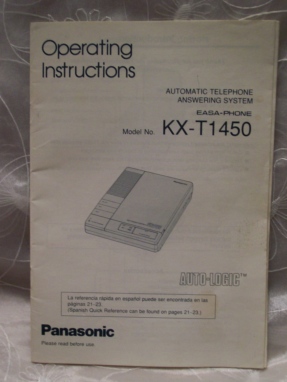 panasonic kx tg6822 instruction manual