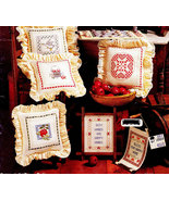 CROSS STITCH OLD FASHIONED COUNTRY CHARM BY JANE CRABTREE - $4.50