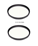 TWO 2 NEW UV Filters for Nikon CoolPix P7700 Digital Camera - $9.09