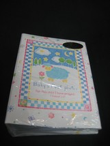 """C.R. Gibson Baby's First Photos Hold 120 Photos 4"""" x 6"""" New in Original ... - $9.85"""
