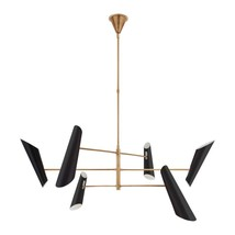 MV3002 FRANCA LARGE PIVOTING CHANDELIER - $950.00 - $6,824.00