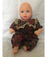 Poinsettia Doll 1997 Up & And Away Abrams Gentile Entertainment Kinder G... - $18.98