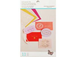 Martha Stewart Crafts Foil Transfer Kit #43-20003