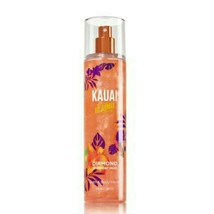 Bath & Body Works Kauai Lei Flower Diamond Shimmer Body Perfume Fragranc... - $59.39