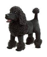 "Folkmanis Poodle Hand Puppet, 8"", Black - $41.39"