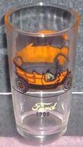 1960'S RETRO HAZEL ATLAS--OLD CARS GLASS - $7.95
