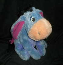 "11 "" Disney Magasin Coeur Bébé Eeyore Winnie L'Ourson Animal en Peluche Jouet - $15.94"
