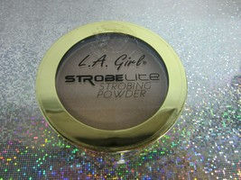 L.A. LA Girl Strobe Lite Strobing Power GSP628-50 Watt 0.19 oz / 5.5g - $9.79