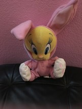 Hallmark Easter Bunny Tweety Plush New With Tags - $5.94