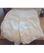 Twelve Dixie Belle Lingerie plus size Cotton Briefs Size 16 White - €24,48 EUR