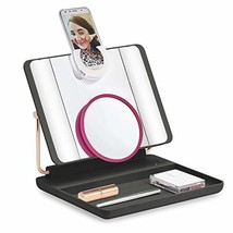 Spotlite HD 2.0. Cordless Ultra-Bright Light Makeup Mirror with 10x Magn... - $160.46