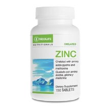 Chelated Zinc™150 Tablets - $45.53