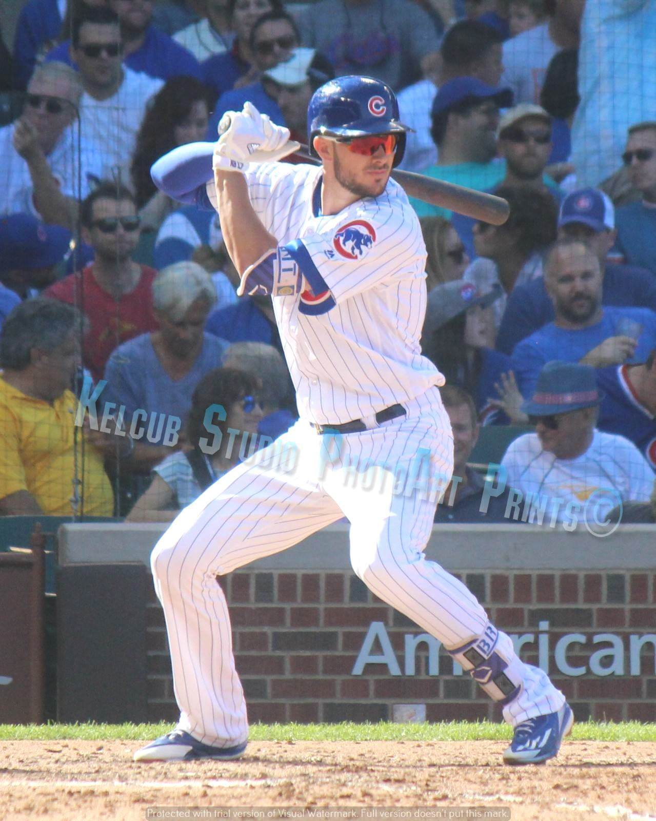 Primary image for Original Kris Bryant Chicago Cubs Pic Various Sizes MVP PhotoArt World Series