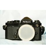 Nikon FE 35mm Professional SLR Film Camera  -Partial Working - Needs Att... - $50.00