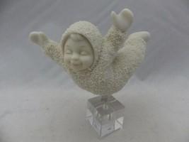 Department 56 Snowbabies - Jumping for Joy - #69036 - EUC - $9.90
