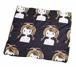 PANDA SUPERSTORE 50cm (19.7'') Silk Scarf Fashion Pattern Square Hair Scarves He