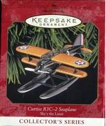 Hallmark Keepsake Curtiss R3C-2 Seaplane Sky's The Limit 3rd in Series 1... - $8.90