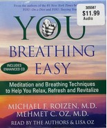 Sound Ideas You Breathing Easy by Michael F. Roizen and Mehmet C. OZ - $9.40