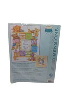 Dimensions Baby Hugs Counted Cross Stitch Kit 9 X12 Baby Drawers Birth R... - $15.67