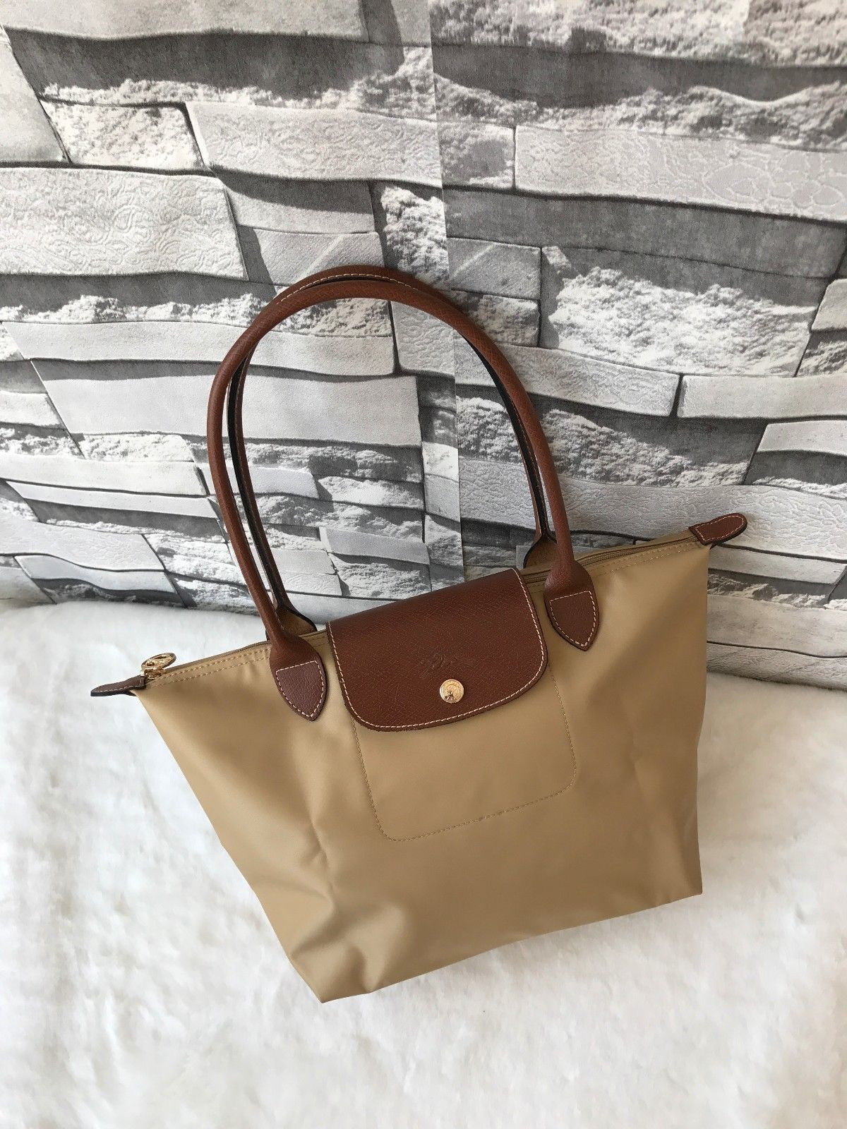 85da2875d784 Authentic Longchamp Le Pliage Small Tote Bag and 50 similar items. S l1600