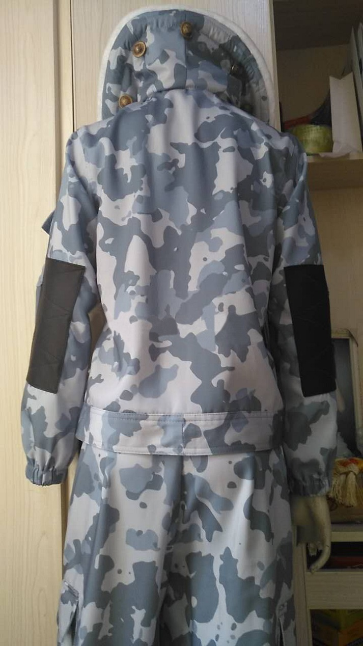 Rainbow Six Siege Tina Lin Tsang Frost Cosplay Costume for Sale