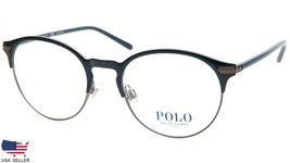 New Polo Ralph Lauren Ph 1170 9305 Matte Blue Eyeglasses Frame 51-19-145 B45mm - $113.83
