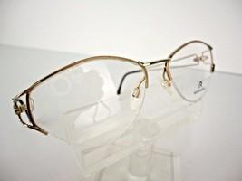 Rodenstock R 2491 E (Matt Gold / Gold) 54 x 17 135 mm Eyeglass Frames  - $24.70