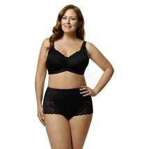 Black Stretch Lace Cheeky Panty - $33.00