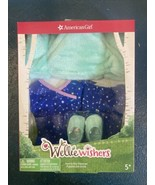American Girl Wellie Wishers Starry Sky Pajamas BNIB NRFB Retired - $24.19