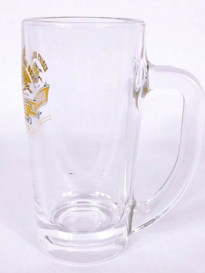 Kirin Draft Beer Original Brew Collectible Beer Mug Glass 6.25""