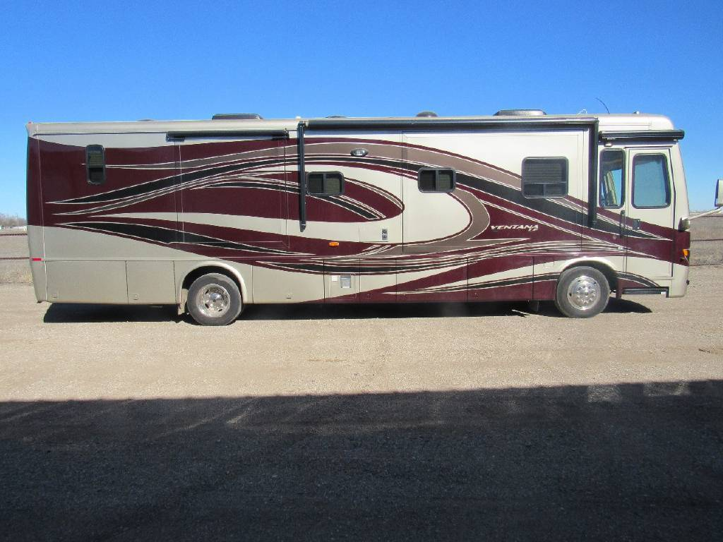 2012 Newmar VENTANA LE 3862 Used Class A For Sale In Amarillo, TX 79119