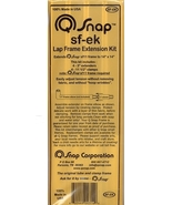 "Q-Snaps 14"" Extension Kit Q-Snap frame cross stitch needlework - $8.10"