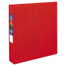 "Heavy-Duty Binder with One Touch EZD Rings, 11 x 8 1/2, 1 1/2"" Capacity,... - $29.54"