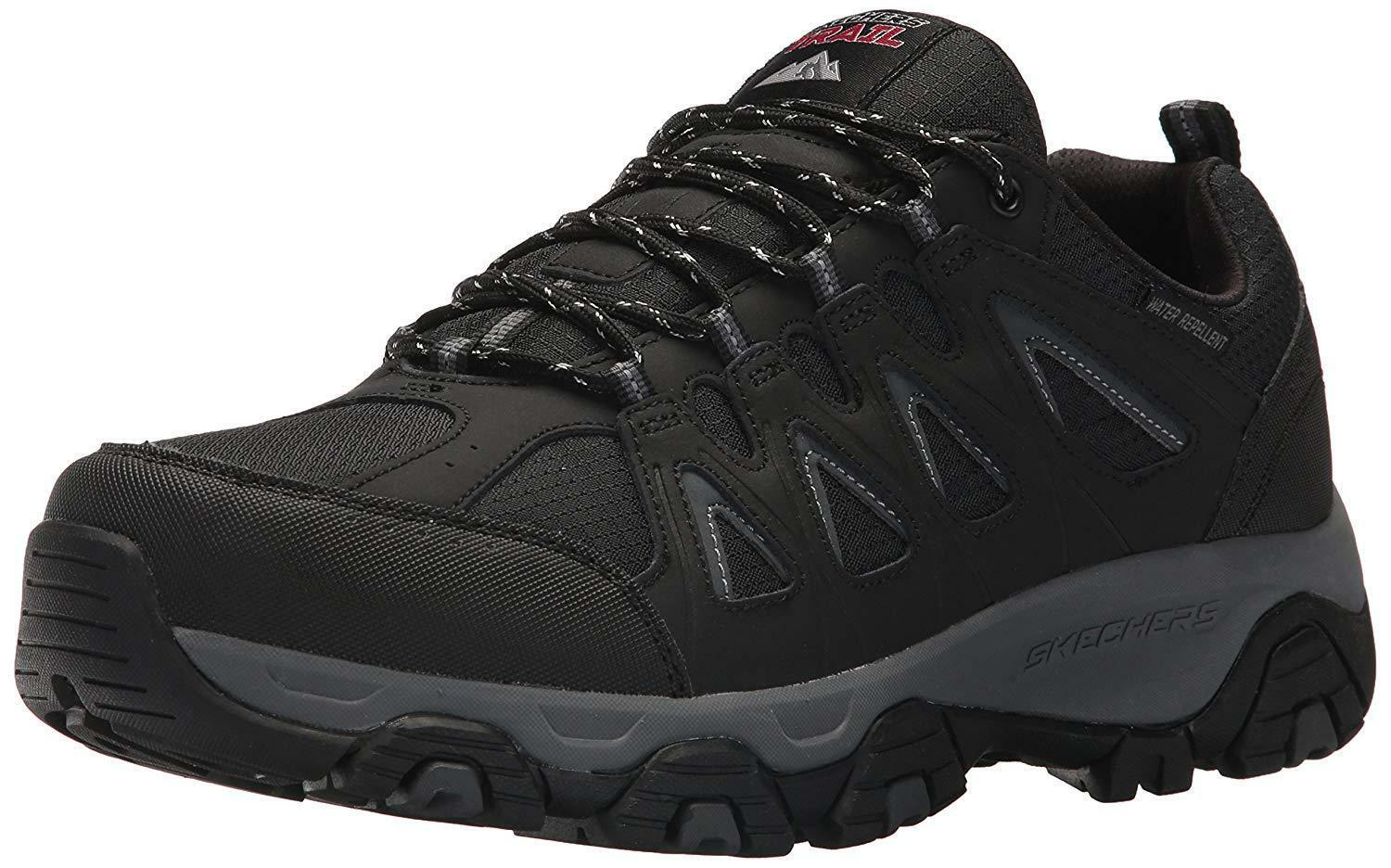 Skechers Men's Terrabite Oxford Trail Walking Hiking Shoe image 9