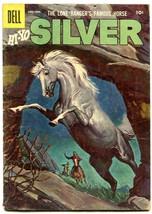 Lone Ranger's Famous Horse Hi-Yo Silver #18 1956- Dell Western comic- G/VG - £20.27 GBP
