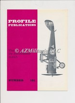 Aircraft Profile Number 181: The de Havilland D.H.5 - $5.75